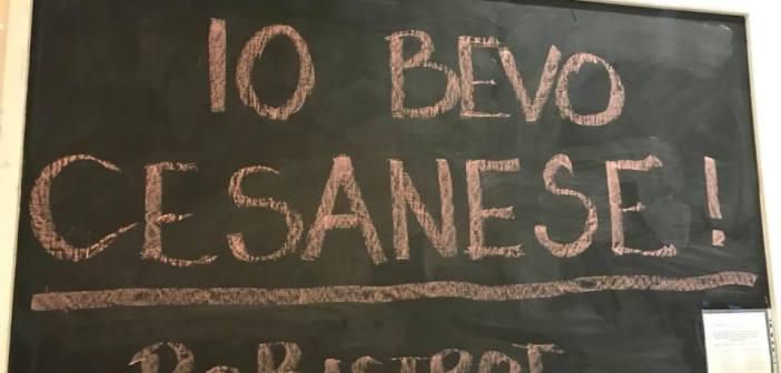 Io bevo Cesanese secondo evento, il ricordo di una serata davvero interessante con vini di livello alto