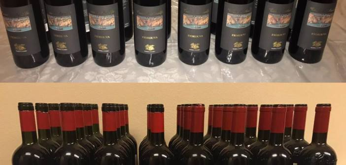 Due verticali in un giorno, al Merano WineFestival si può, due verticali di due grandi vini: il Fiorduva e il Lupicaia