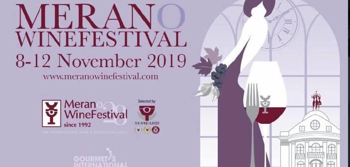 Meno 80 giorni al Merano WineFestival 2019, io sono pronto