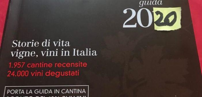 Slow Wine Guida 2020 I Vini Slow, i Grandi Vini e i Vini Quotidiani per le Marche con un mio piccolo commento vino per vino