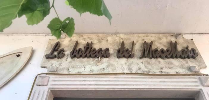 La Bottega del Macellaio a Casalvieri (FR) – Ciociaria di Roberto Cedrone non finisce mai di stupirmi