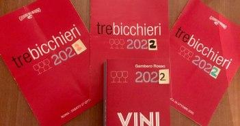 """I Tre Bicchieri del Friuli Venezia Giulia per la guida """"Vini d'Italia 2022"""" del Gambero Rosso… con un mio piccolo commento"""