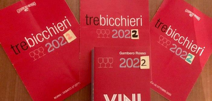 """I Tre Bicchieri dell'Emilia Romagna per la guida """"Vini d'Italia 2022"""" del Gambero Rosso… con un mio piccolo commento"""