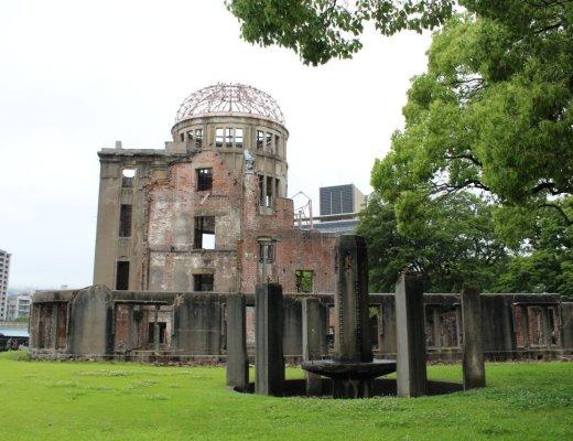 Museo della pace di hiroshima, bomb dome