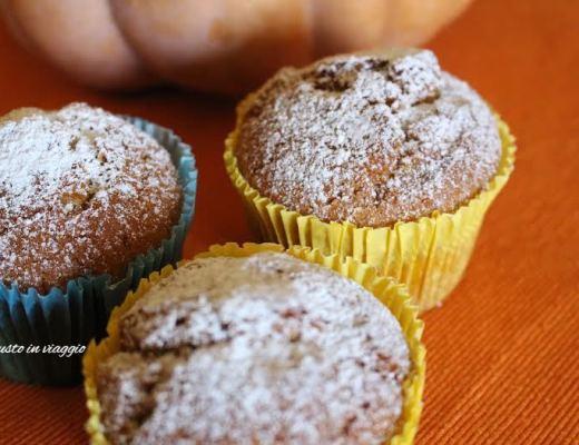 muffin alla zucca vegan muffin senza lattosio muffin senza uova muffin vegetariano