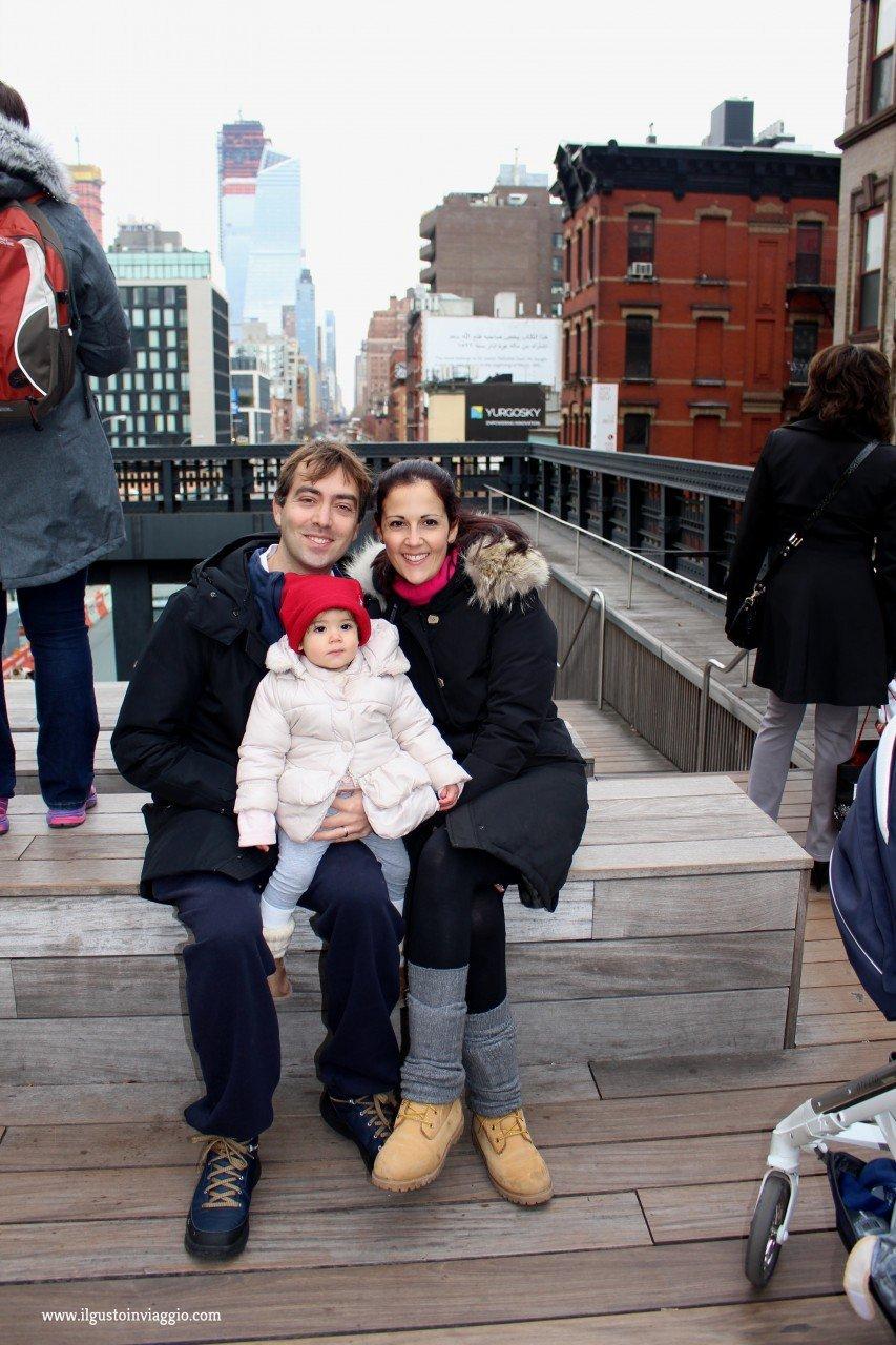 highLine con i bambini, about me, new york, chelsea market, chi sono