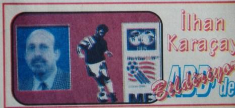 ABD'de 1994 Dunya Sampiyonasi