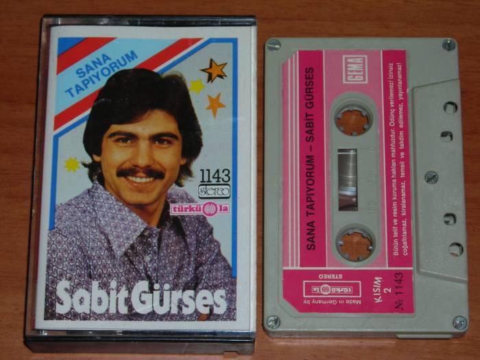 Sabit Gurses kaseti