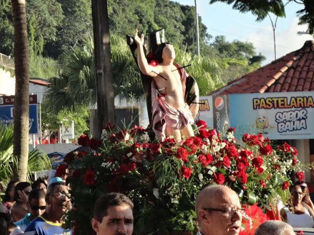 Novenário de São Sebastião é iniciado em Ilhéus 1