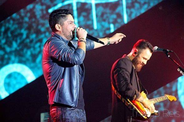 Jorge e Mateus em Ilhéus