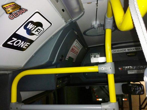 WI FI em ônibus em Ilhéus
