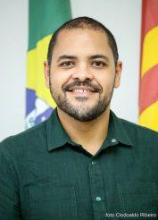 Alex Santos de Souza, Controlador Geral do Município - Foto Secom