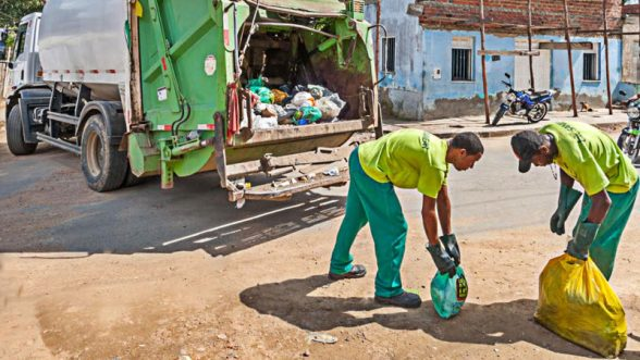 ITABUNA: Prefeitura de Itabuna deve mais de 4 milhões a coleta de lixo 1