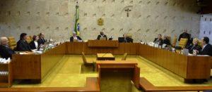Supremo decide aplicar Ficha Limpa a políticos condenados antes de 2010. 1