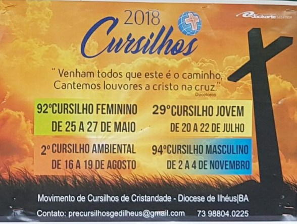 CONVITE DO CURSILHO 1