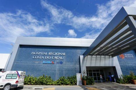 Hospital Regional Costa do Cacau realizou mais de 4 mil procedimentos no primeiro mês da IBDAH 6