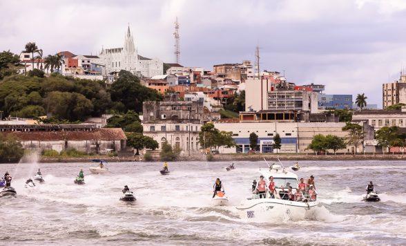 Circuito Baiano de Jet Ski faz a Etapa Ilhéus Experience no dia 31 de maio 2