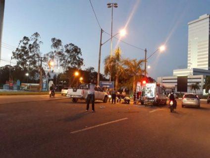 Acidente na rodovia Ilhéus - Itabuna deixou uma pessoa ferida 1