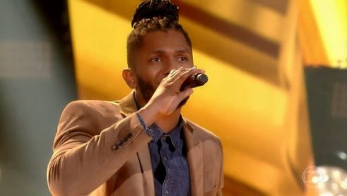 Itabunense estreia no 'The Voice Brasil' 1