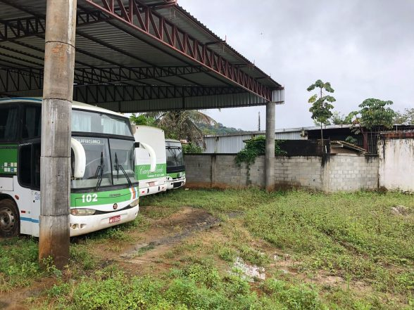 Auditores fiscais do trabalho resgatam trabalhador em condições análogas a escravo em uma empresa de ônibus na rodovia entre Ilhéus e Itabuna 1