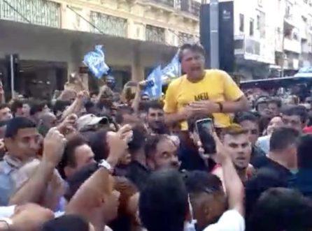Novo vídeo mostra Adélio cercando Bolsonaro antes de atentado a faca 7