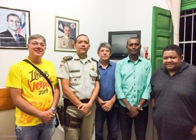 ILHÉUS: Polícia Militar define esquema de segurança para o centro da Cidade no Réveillon 3