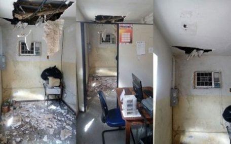 Degradação e abandono de unidade policial em Ilhéus levam MP a pedir interdição 1