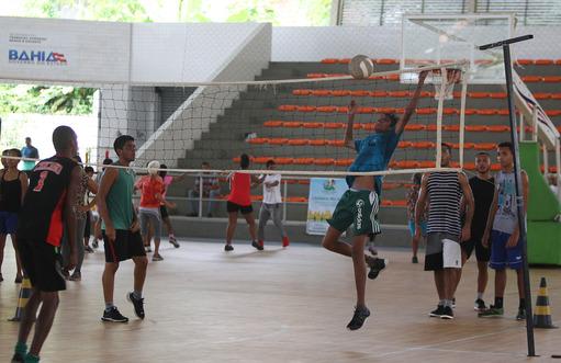 Atividades esportivas são oferecidas gratuitamente em 78 municípios 6