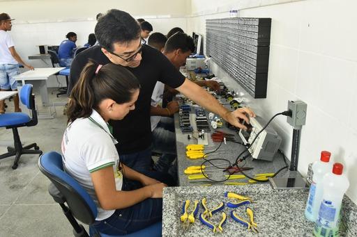 Estado abre inscrições para 10 mil vagas da Educação Profissional 4