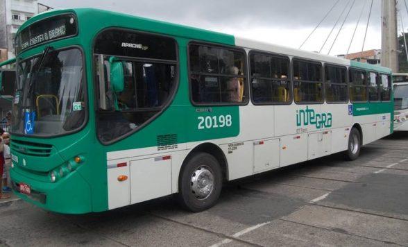 Gratuidade de policiais civis e militares é retirada dos ônibus de Salvador 2