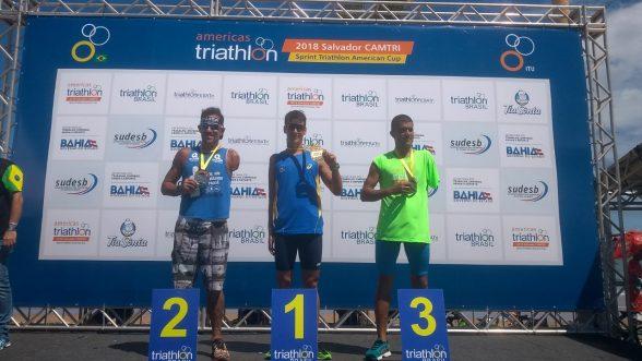 Wallace vira paratleta em Triathlon por conhecer o paradesporto em uma ONG 5