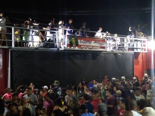 ILHÉUS: Bloco Os Biribanos agitou pré-carnaval no Malhado 2