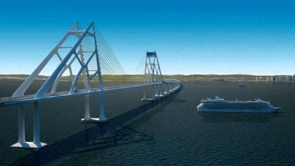 China Communications vai concorrer a uma ponte marítima na Bahia de US $ 1,4 bilhão 3