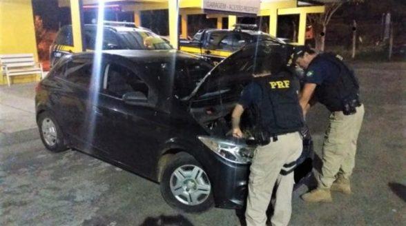 ITABUNA: Veículo de locadora é localizado um ano após ter sido roubado 2