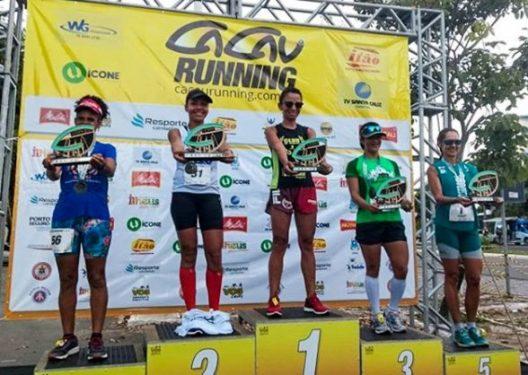 Cerca de 600 atletas participaram da 1° etapa da Cacau Running 2019 5