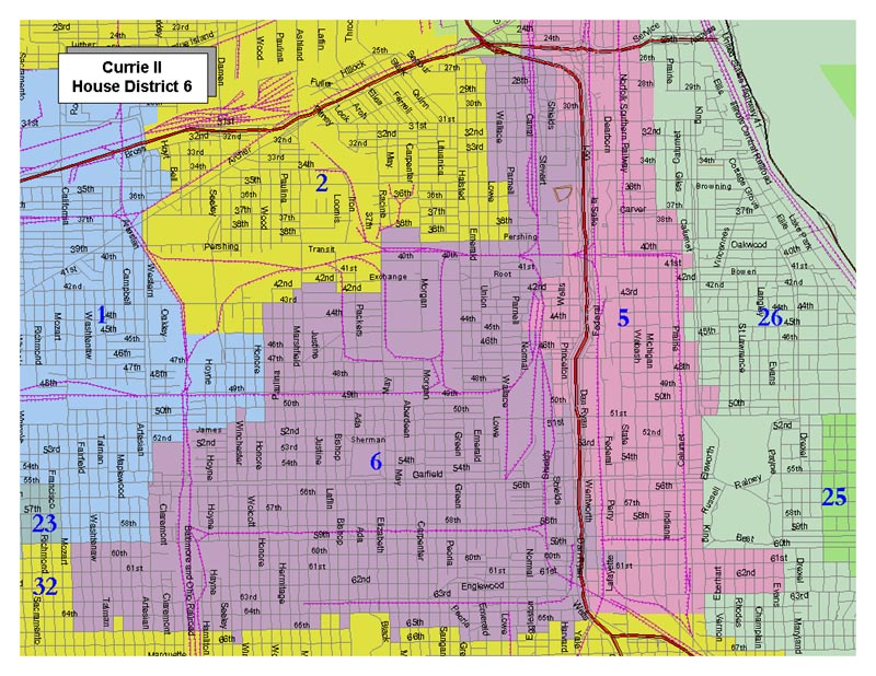 2011 Adopted Maps   Illinois Redistricting