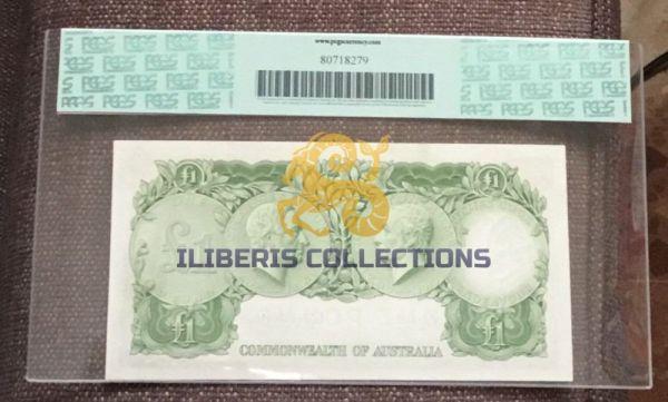 Australia One Pound 1961-1