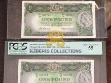 Australia One Pound 1961
