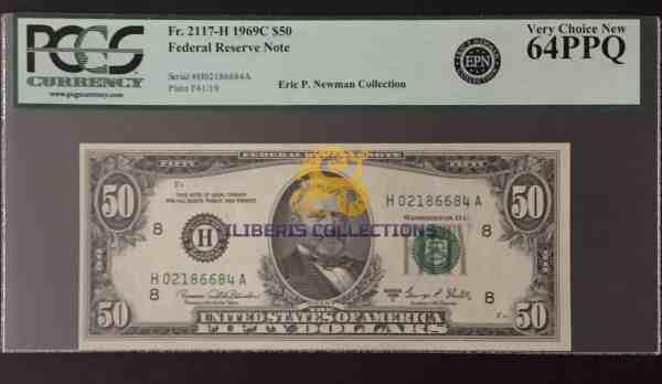 Buy USA 50 Dollars 1969C