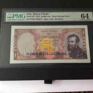 Italy 10000 Lire 1973