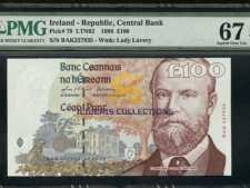 Ireland 100 Pounds 1996