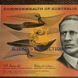 Australia 20 Dollars 1966