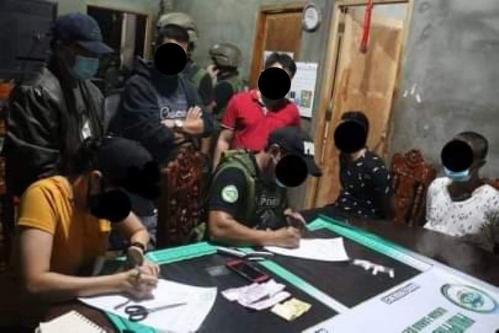 Target Listed Drug Personality Busted in Iligan City