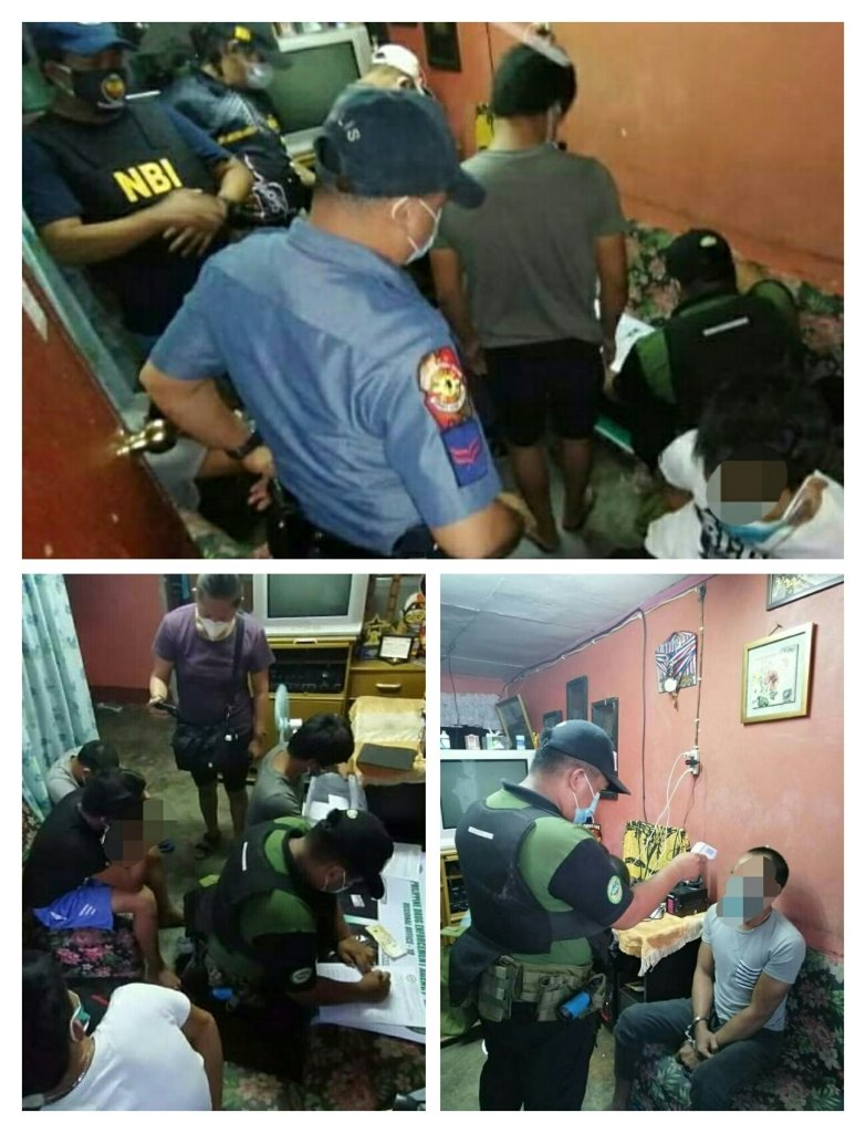 JOINT DRUG BUST OF PDEA, PNP and NBI