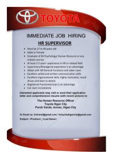 TOYOTA hiring (4)