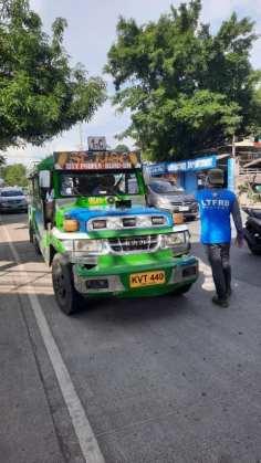 LTFRB Region 10-Iligan City Field Office enforcing team (8)