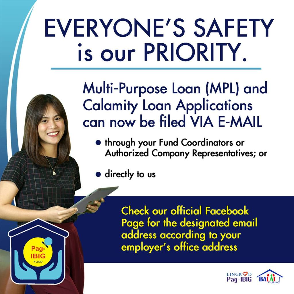 Pag-IBIG Fund Multi-Purpose Loan