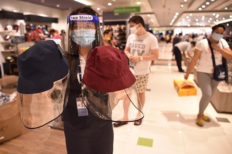 DOTr Implements Mandatory Use of Face Shields for All Passengers Using Public Transportation