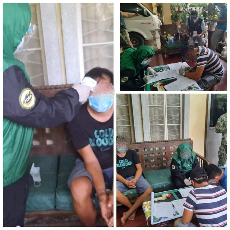KNOWN DRUG PUSHER ARRESTED IN ILIGAN CITY