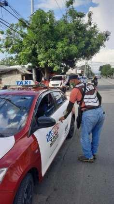 LTFRB Region 10-Iligan City Field Office enforcing team (12)